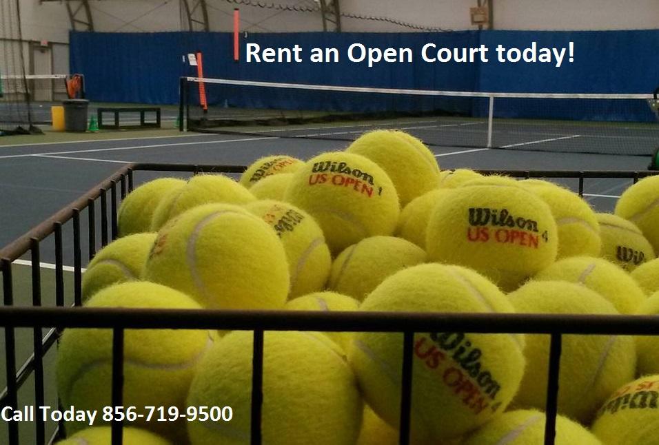 Rent an Open Court Today!